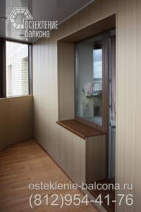 09 Балкон под ключ в новом доме