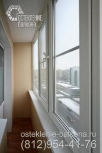 18 Балкон под ключ