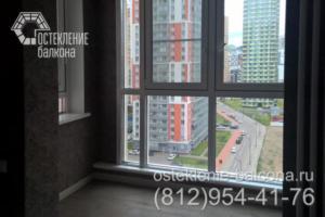 32 Объединение балкона с комнатой под ключ