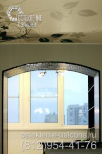 22 Теплое остекление балкона и объединение с комнатой