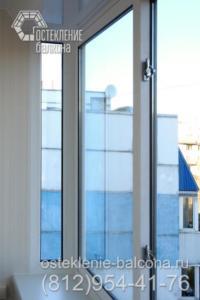 03 Остекление балкона Слайдорс
