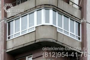 04 Остекление углового балкона в 137 серии