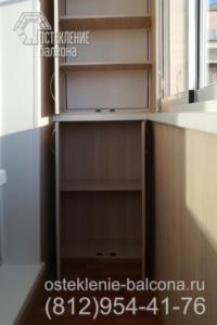 21 Шкаф на балконе