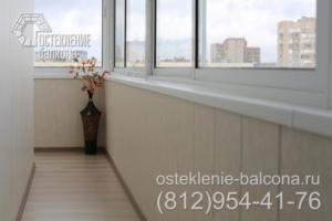03 Остекление балкона
